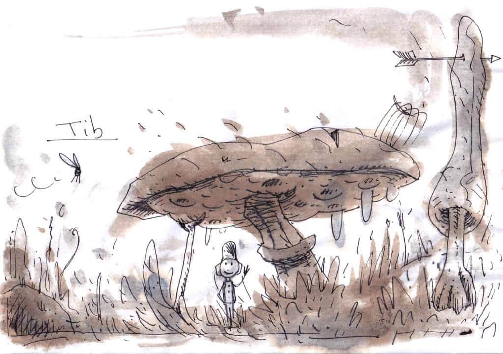 Fungi-trashos