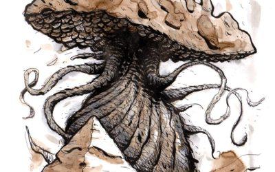 Tib Gordon, Metal Fungi