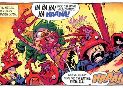 Le comics I Hate Fairy Land