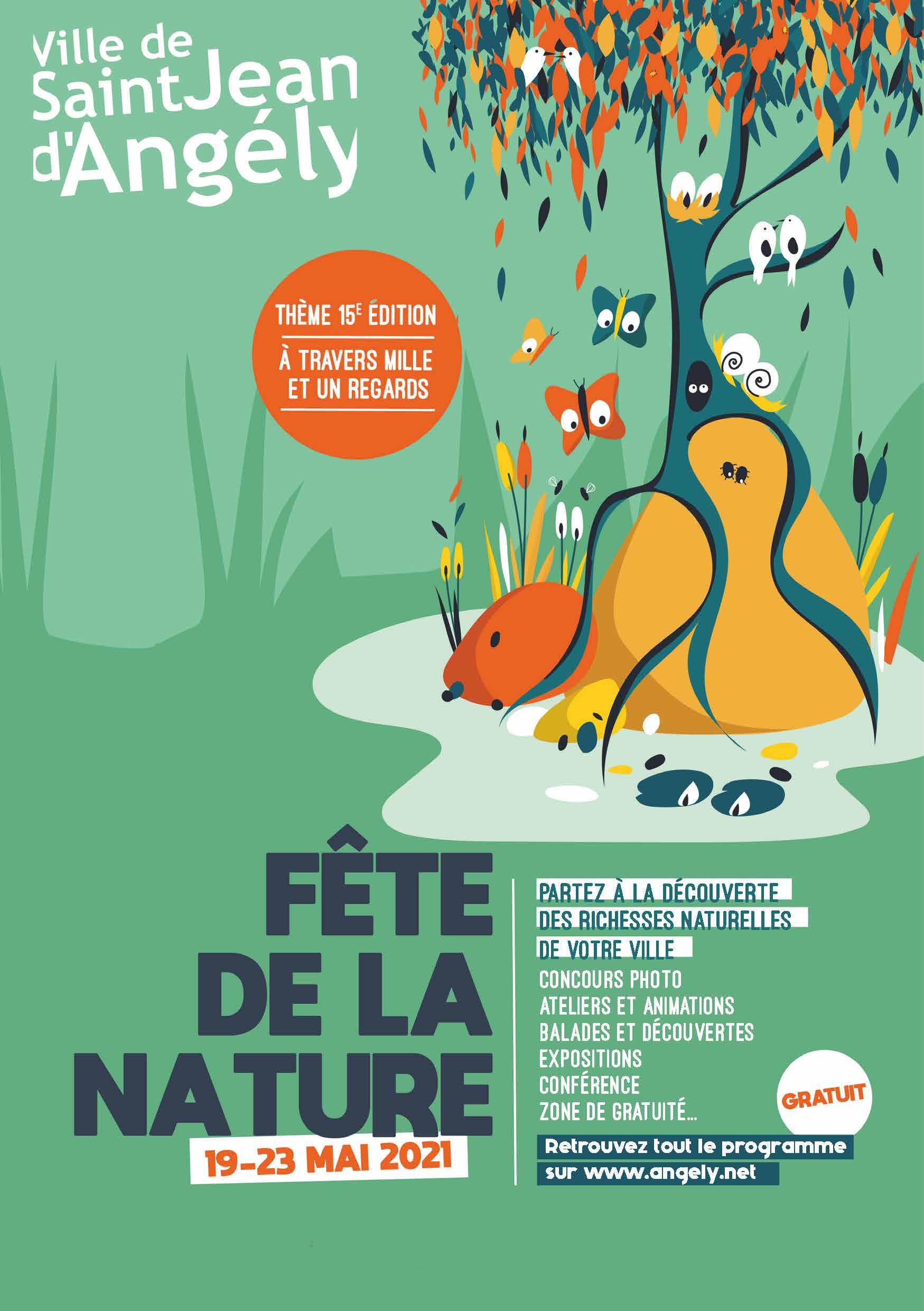Fête de la Nature à Saint Jean d'Angély 2021
